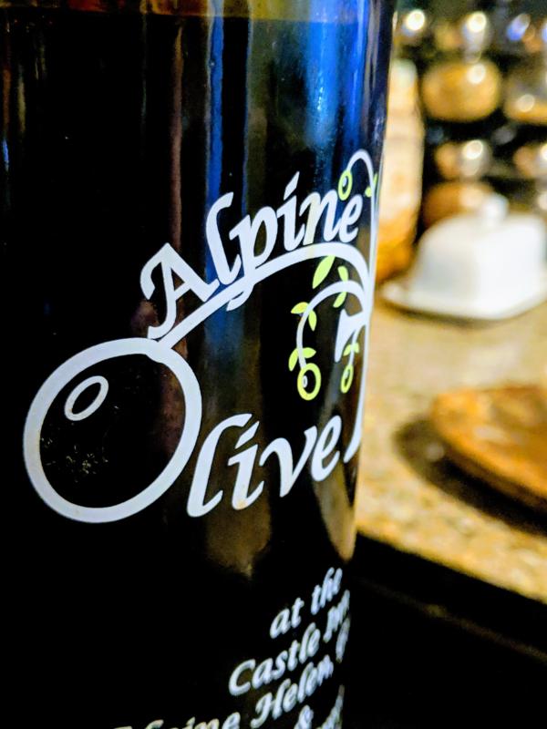 olive by ariel kristen kasten