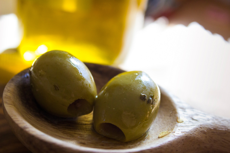 olive by isabelle cardinal