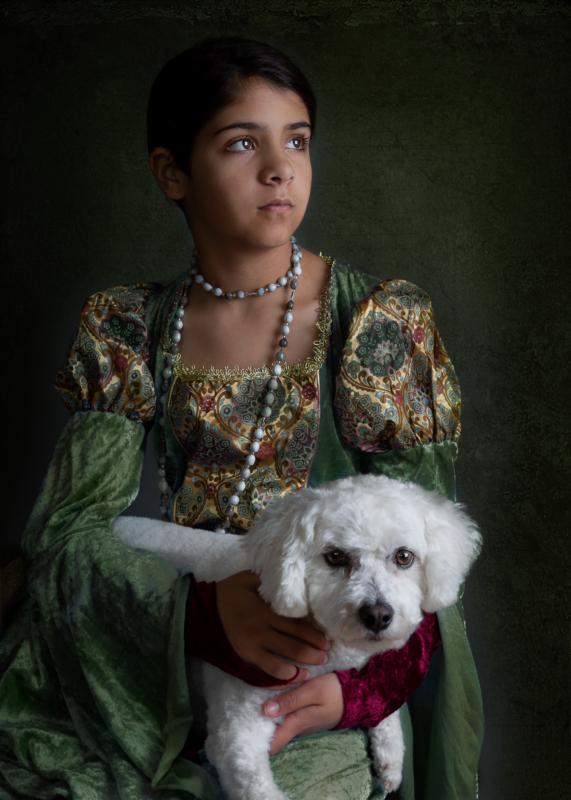 olive by joanna koziara