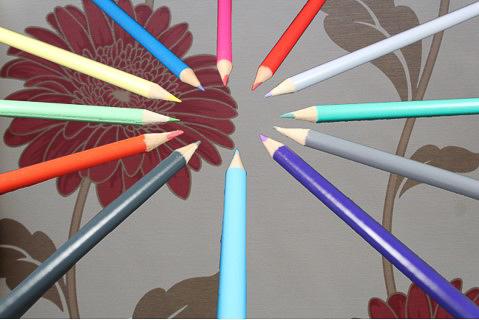 pencil by david taylor