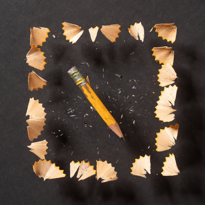 Pencil by eric raeber
