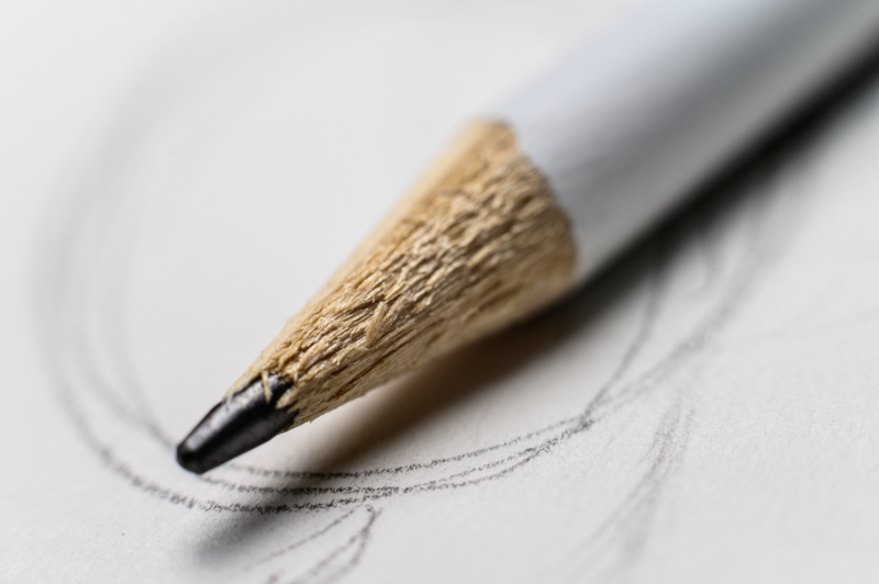 pencil by klint krebs