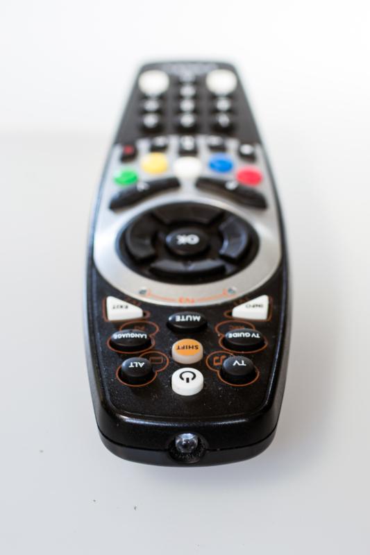remote by Alan Mason