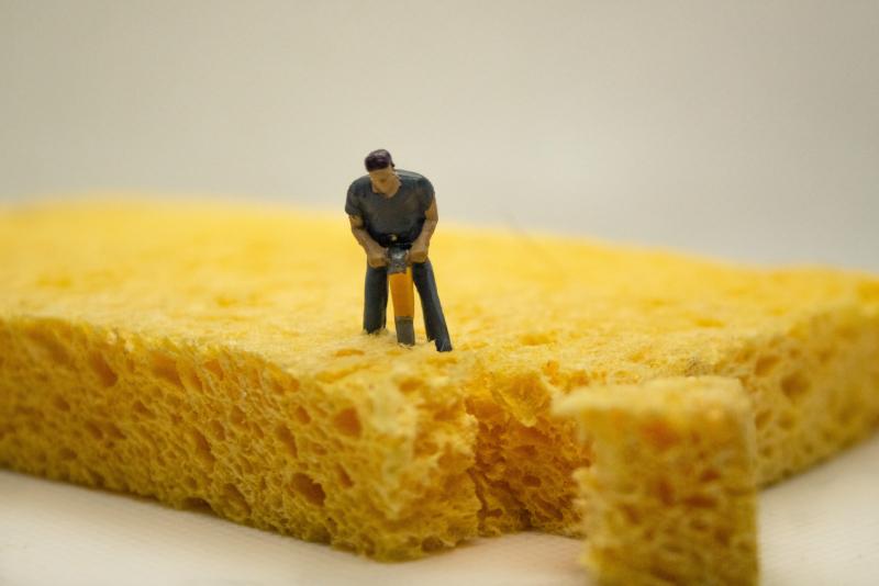 sponge by traci asaurus