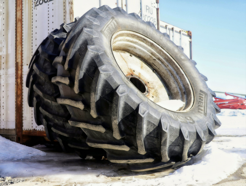 tire by dianne poulin