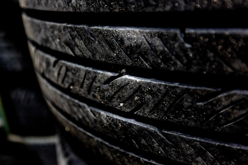 tire by paul howard