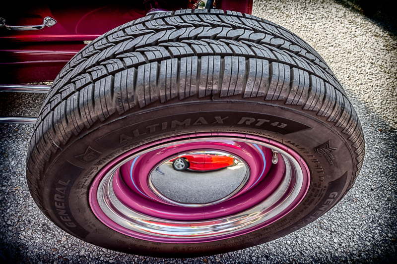 tire by steve defeo