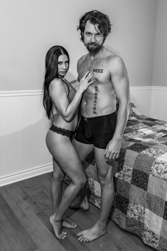 underwear by mark flinders