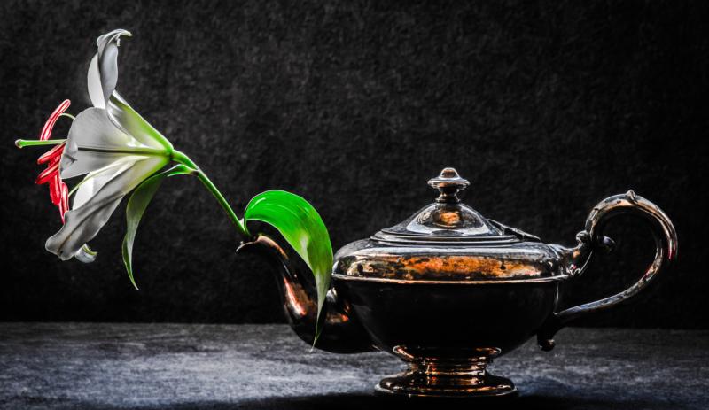 vase by barbara chiodelli