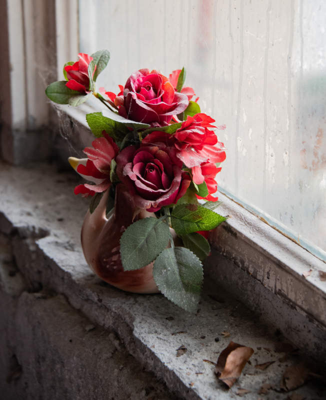 vase by denise lawry
