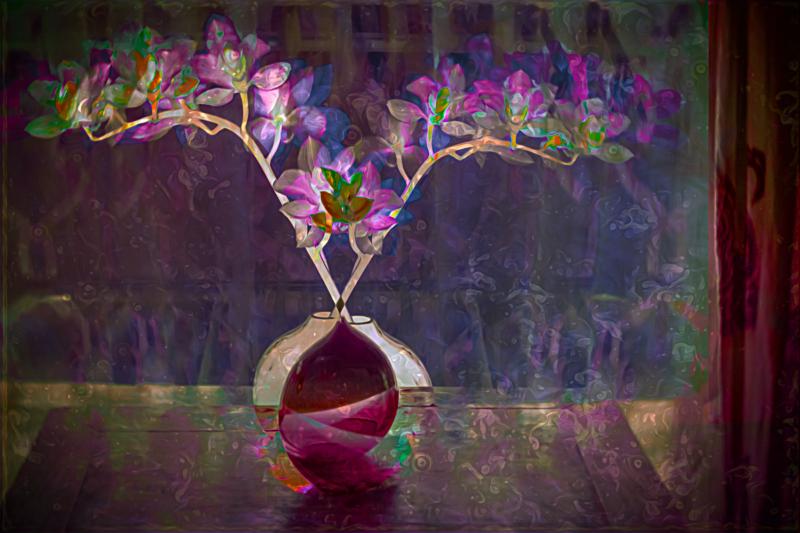 vase by robin cohen