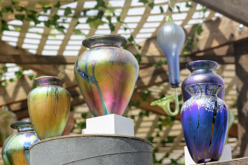 vase by ron scheidler