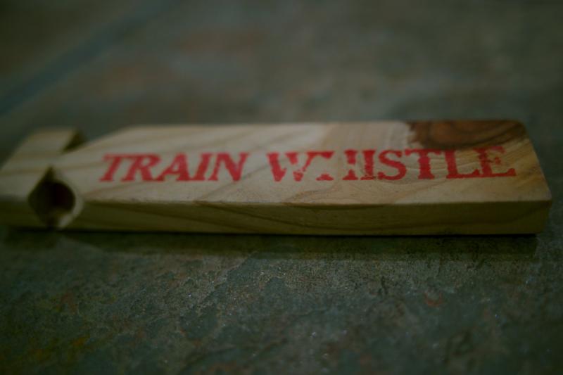 whistle by bryan sherman