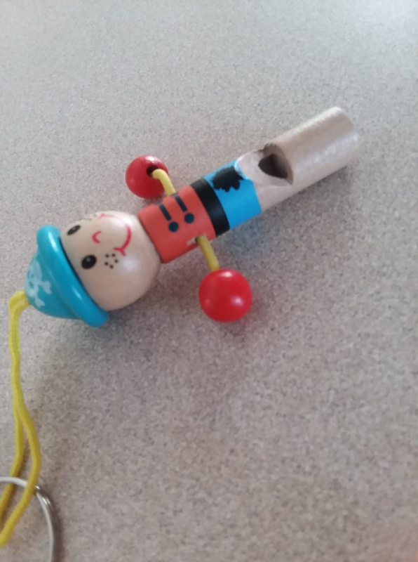 whistle by susan oren
