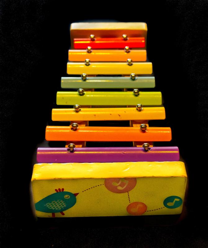 xylophone by Byron Sheldrick