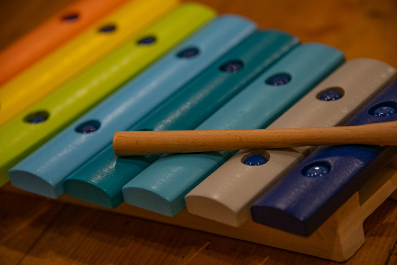 xylophone by denise lawry
