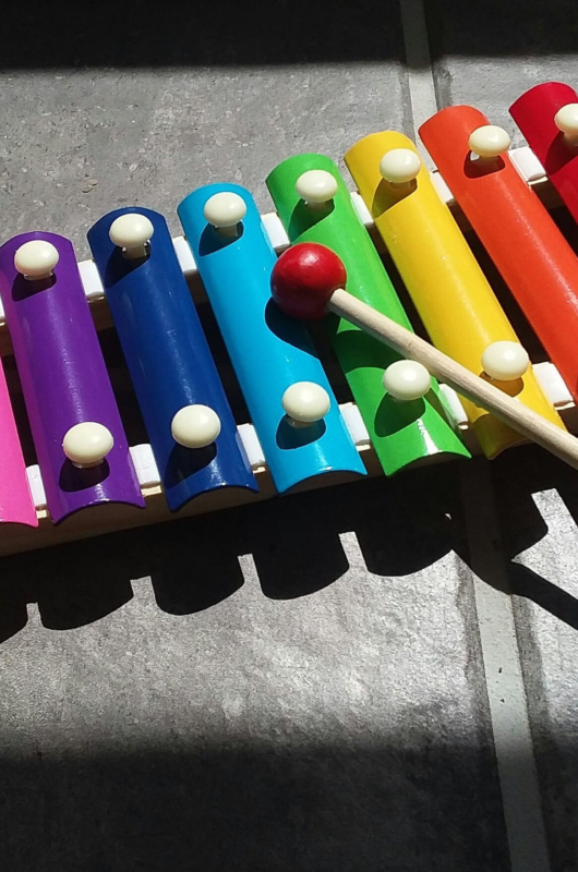 xylophone by susan oren